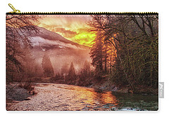 Stilly Sunset Carry-all Pouch