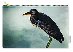 Stink Eye Carry-all Pouch by Cyndy Doty