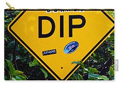 Stinky Donkey Dip St. John Usvi Carry-all Pouch