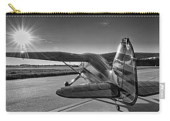 Stinson On The Ramp Carry-all Pouch