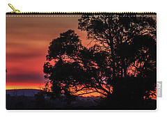 Stirling Range Sunset Carry-all Pouch