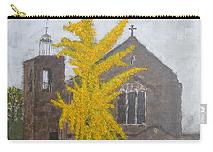 St.james Church, Exeter Carry-all Pouch by Tamara Savchenko
