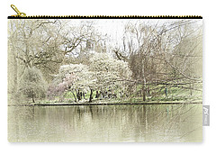 St. James Park London Carry-all Pouch