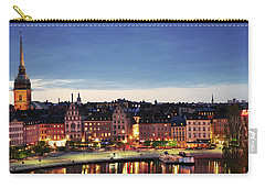 Stockholm By Night Carry-all Pouch