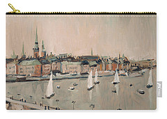Stockholm Regatta Carry-all Pouch by Nop Briex