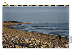 Stokes Bay England Carry-all Pouch