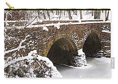 Stone Bridge At Bullrun Virginia Carry-all Pouch