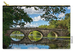 Stone Bridge Over The River 590  Carry-all Pouch