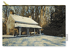 Stony Brook Meeting House Carry-all Pouch