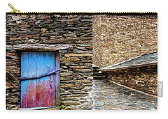 Stone By Stone Carry-all Pouch by Edgar Laureano