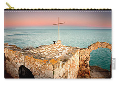 Stone Chapel Carry-all Pouch