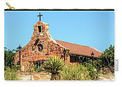 Stone Church New Mexico Carry-all Pouch