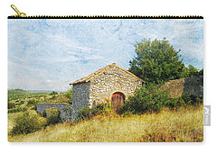 Provence Countryside Carry-all Pouch