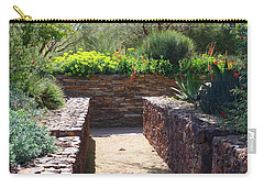 Stone Walkway Carry-all Pouch