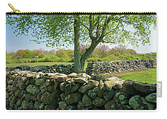 Stone Wall In Rhode Island Carry-all Pouch