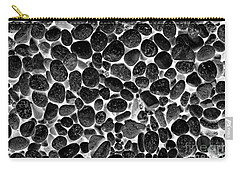 Carry-all Pouch featuring the photograph Stoned by John Stephens