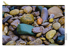 Stones Carry-all Pouch by Kevin Blackburn