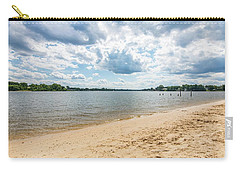 Sand, Sky And Water Carry-all Pouch