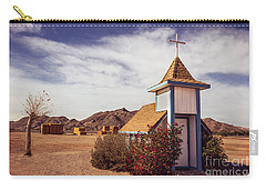 Stop Rest Worship Carry-all Pouch by Robert Bales
