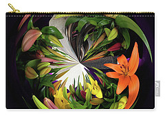 Store Bought Lilies Carry-all Pouch