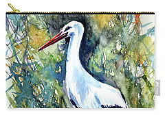 Stork Carry-all Pouch