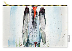 Jenifer's Friend - George #2 Carry-all Pouch