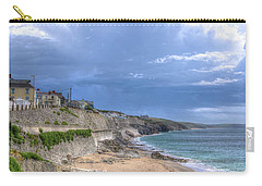 Storm Approaching Porthleven Carry-all Pouch