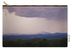 Storm At Lewis Fork Overlook Carry-all Pouch