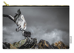 Storm Birds Carry-all Pouch