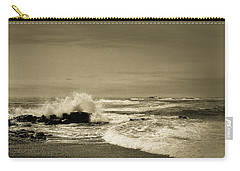 Carry-all Pouch featuring the photograph Storm Brewing by Samuel M Purvis III