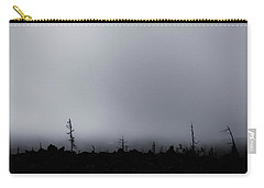 Carry-all Pouch featuring the photograph Storm by Cat Connor