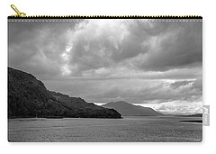 Storm On The Isle Of Skye, Scotland Carry-all Pouch