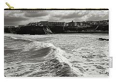 Storm Doris Carry-all Pouch by Nicholas Burningham
