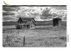 Storm Over Big Sky Montana Carry-all Pouch