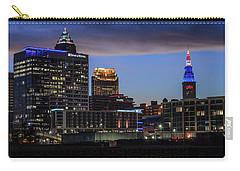 Storm Over Cleveland Carry-all Pouch