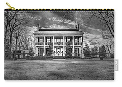 Storm Over Loyd Hall Plantation Carry-all Pouch