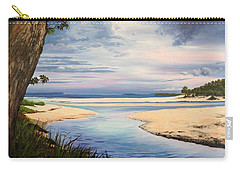 Storm Over Moona Moona Creek Carry-all Pouch
