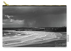 Storm  Over The Bay Carry-all Pouch