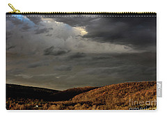 Storm Over The Piedmont Carry-all Pouch
