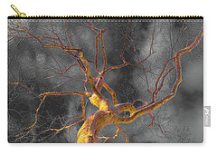Storm Tree Carry-all Pouch by Bruce Pritchett