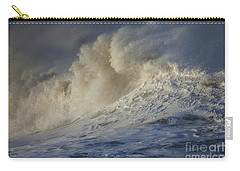 Storm Waves Carry-all Pouch
