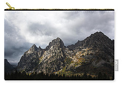 Carry-all Pouch featuring the photograph Storming Light by Colleen Coccia