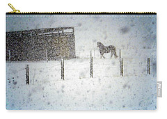 Storms Of Life Carry-all Pouch