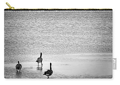 Canada Geese - Currituck Sound Carry-all Pouch