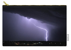 Stormy Art On The Prarie Carry-all Pouch