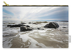 Stormy Maine Morning #3 Carry-all Pouch