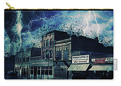Stormy Night Carry-all Pouch