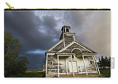 Stormy Sk Church Carry-all Pouch