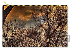 Stormy Sunset 14151 Carry-all Pouch