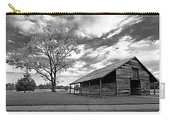 Carry-all Pouch featuring the photograph Stormy Weather by George Randy Bass